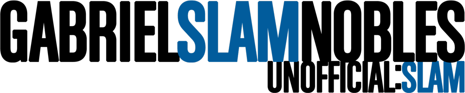 Gabriel SLAM Nobles Logo